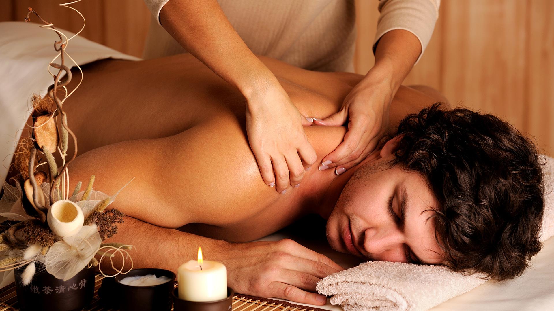 Смотреть красивый массаж — img 5